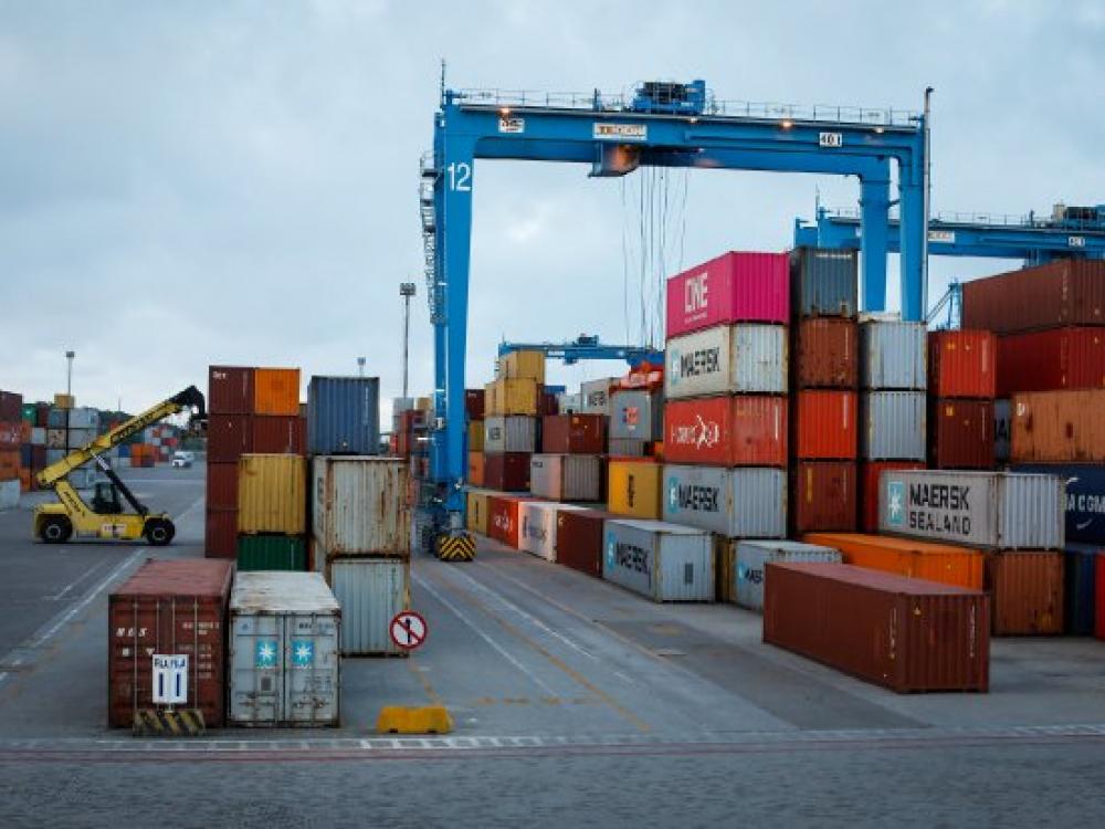 Exportação de Santa Catarina cresce 36,3% em maio