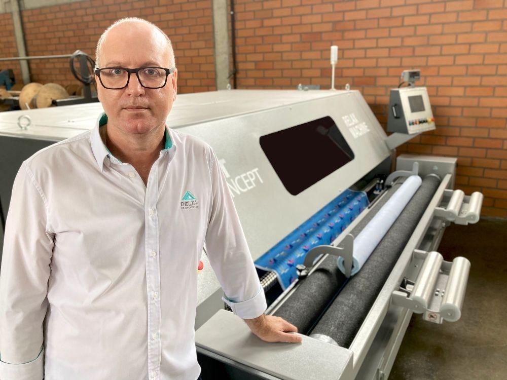 Digitalização da produção têxtil e o impacto positivo no mercado catarinense
