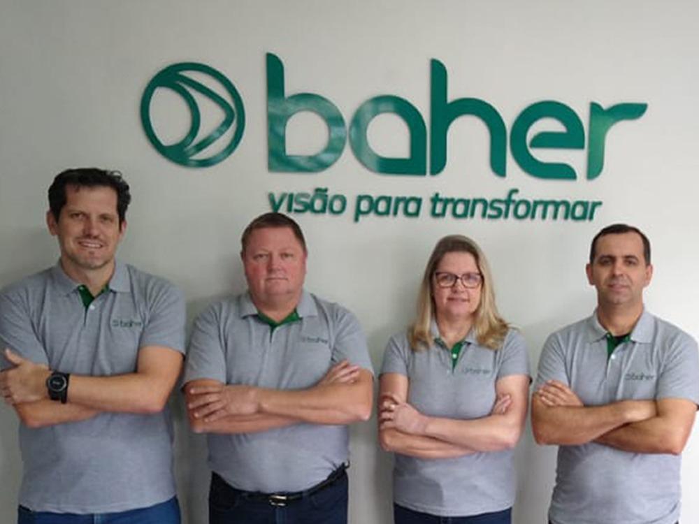 Baher reposiciona a marca e cria novas divisões de produtos