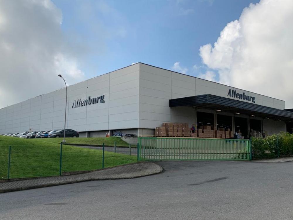 Altenburg recebe pelo segundo ano consecutivo o certificado de energia renovável