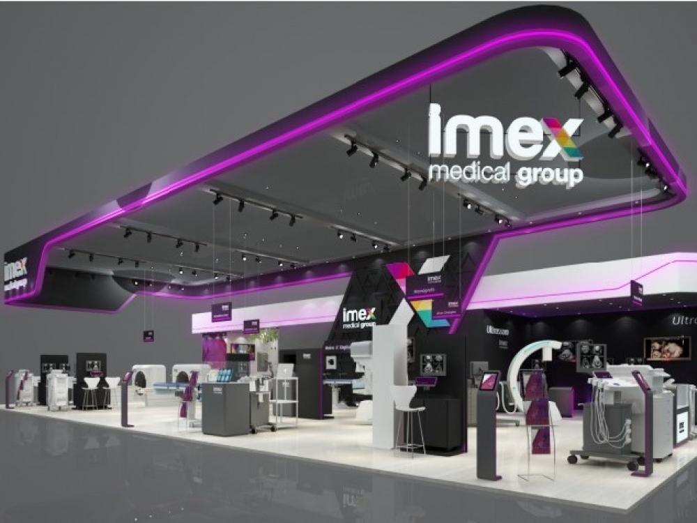 Imex Medical Group lança novos equipamentos no maior evento de radiologia da América Latina