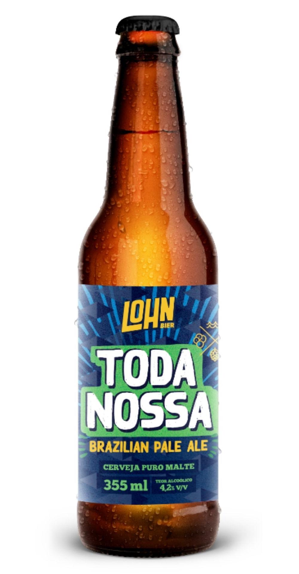 Ambev e Lohn Bier produzem sua primeira cerveja com 100% de ingredientes de SC