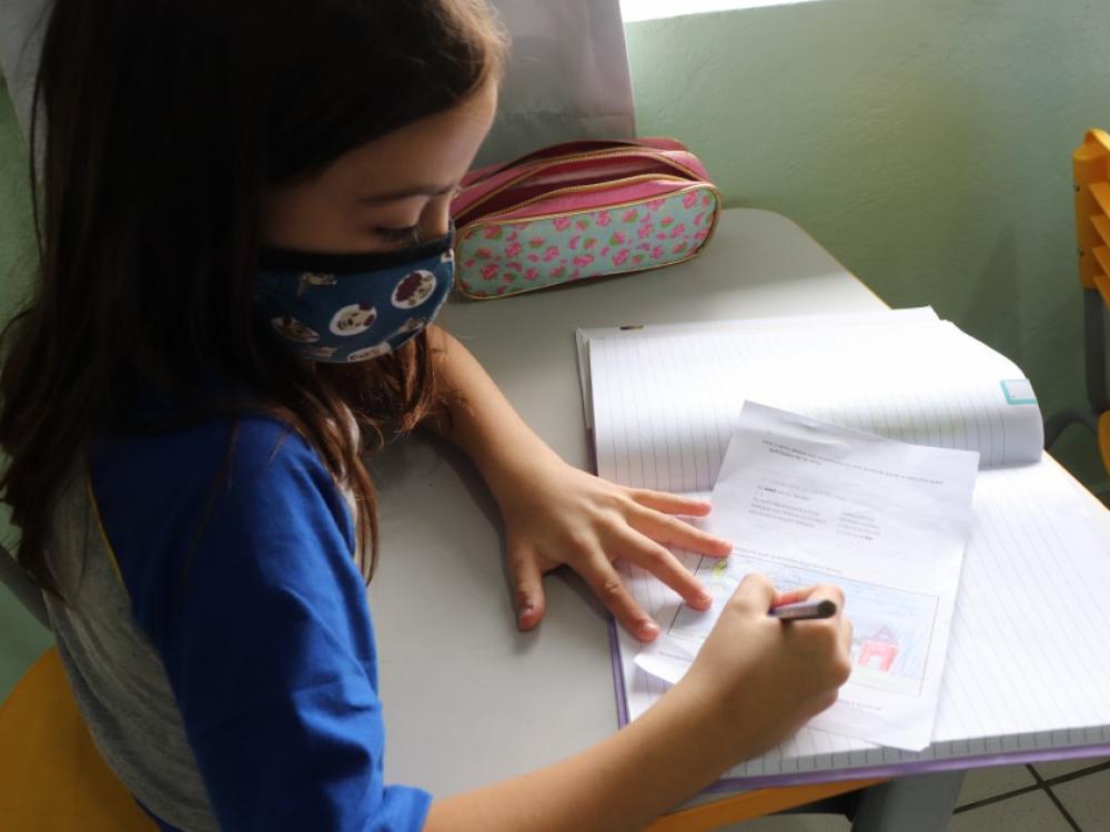 Saiba como será a volta às aulas para os estudantes da Rede Municipal de Ensino de Blumenau