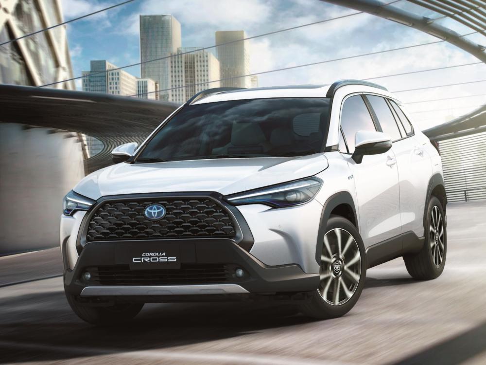 Líder de vendas, SUV Corolla Cross está disponível na concessionária Tarpan também na versão híbrida