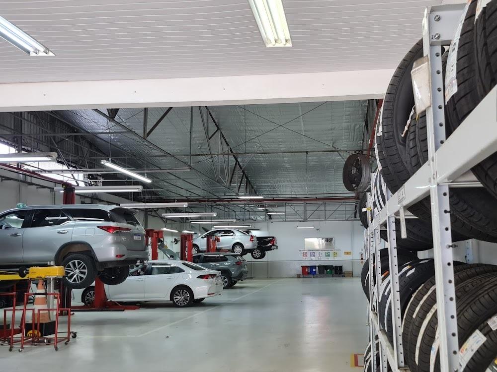 Pós-venda da Toyota, eleita a melhor do mercado, é oferecida pela concessionária Tarpan