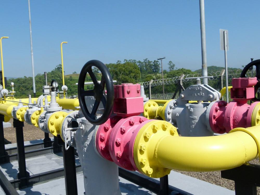 Consumo de Gás Natural registra dois novos recordes em Santa Catarina