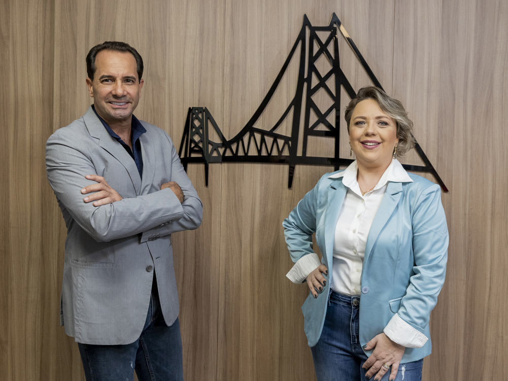 Megatela na Beira Mar Continental em Florianópolis será autossustentável