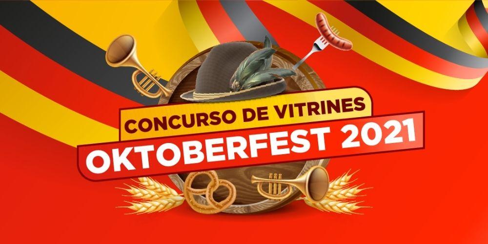 CDL Blumenau lança concurso de vitrines com temática da Oktoberfest