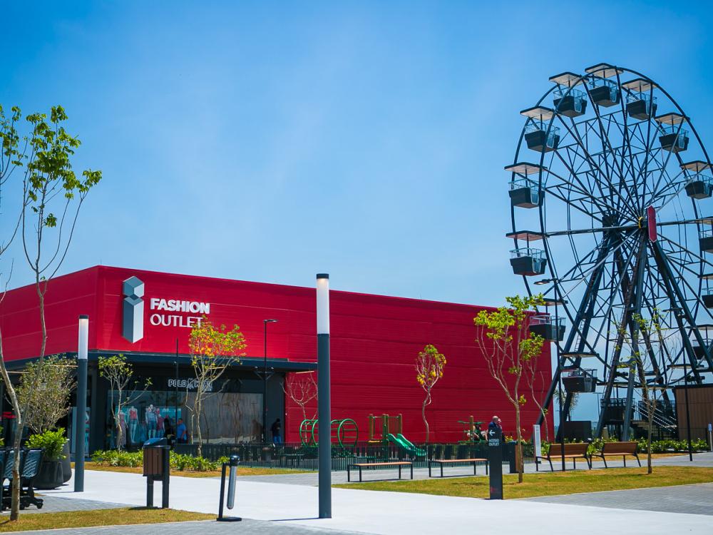 I Fashion Outlet SC inaugura a primeira loja da Nike em Santa Catarina