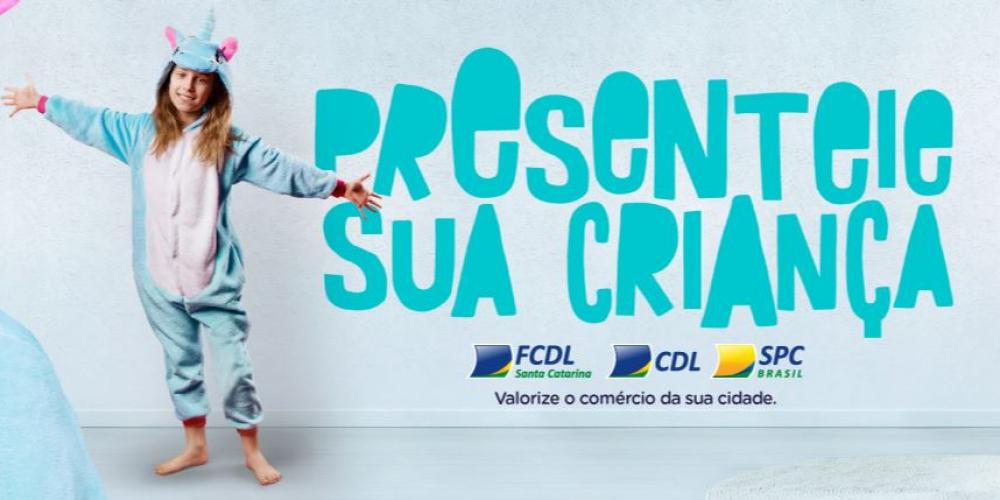FCDL/SC projeta aumento de 4% nas vendas de Dia das Crianças