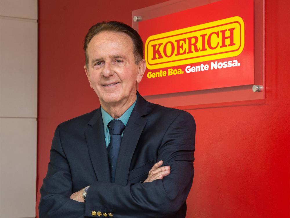 Koerich anuncia expansão para o oeste catarinense