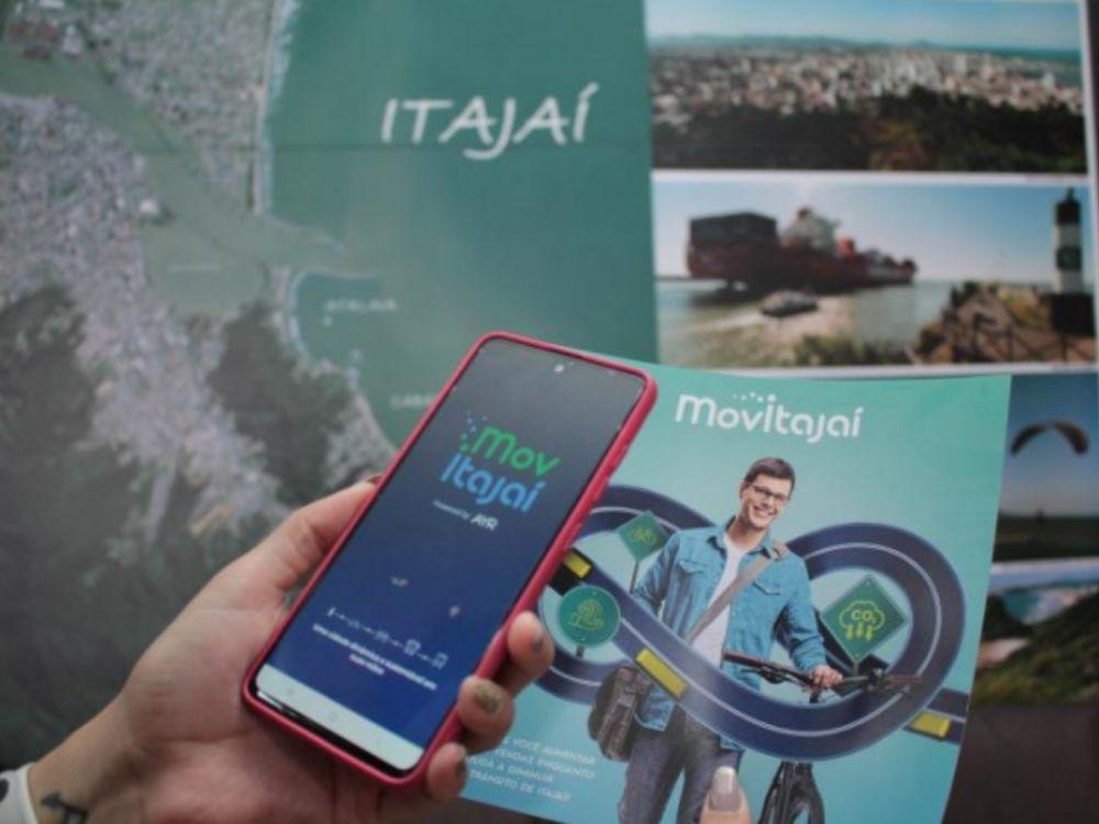 Itajaí será a primeira cidade da América Latina com aplicativo de recompensa para mobilidade sustentável