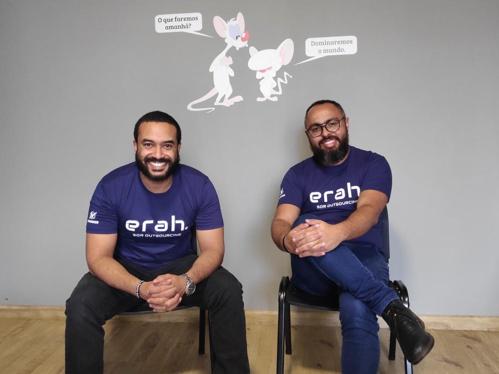 Startup Erah, de São Bento do Sul, estará presente no Startup Summit 2021