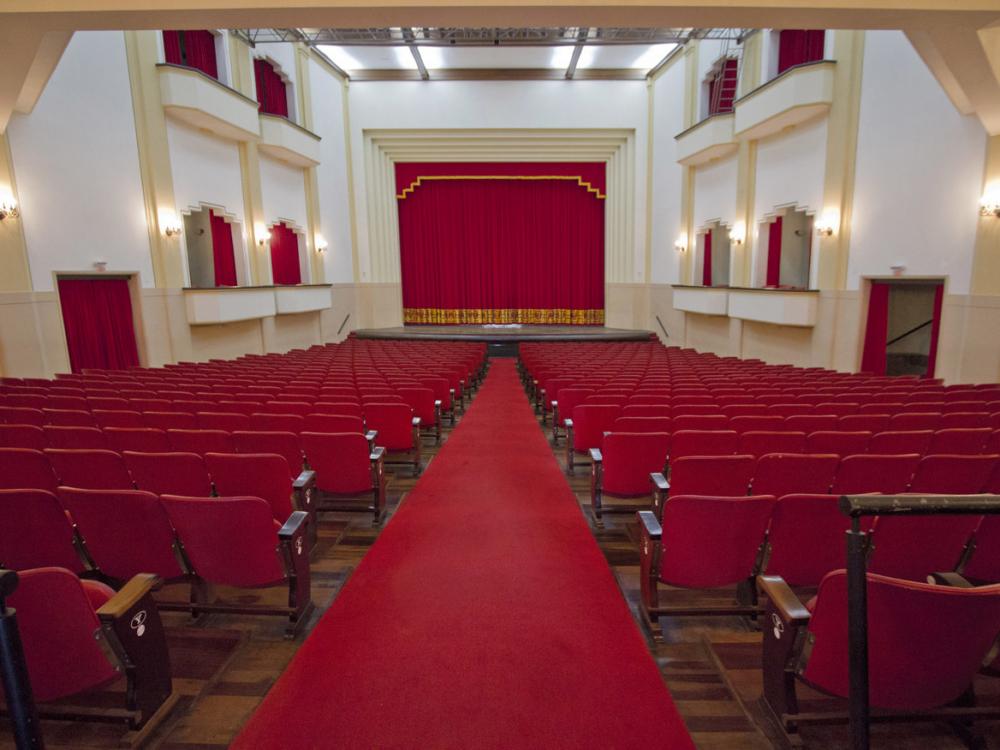 Concerto gratuito marca a retomada de eventos no Teatro Carlos Gomes