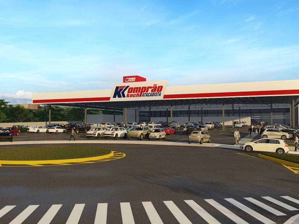 Grupo Koch inaugura a 40ª loja em Blumenau, com investimento de mais de R$24 milhões
