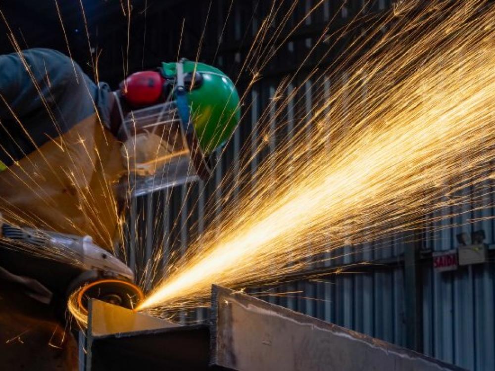 Atividade industrial catarinense cresce 1,9% em agosto e acumula a maior alta do país no ano