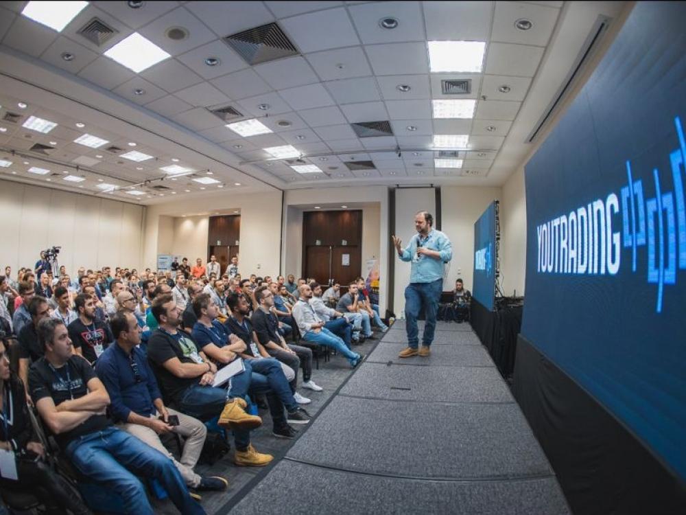 Congresso Brasileiro de Traders acontece pela primeira vez em Santa Catarina